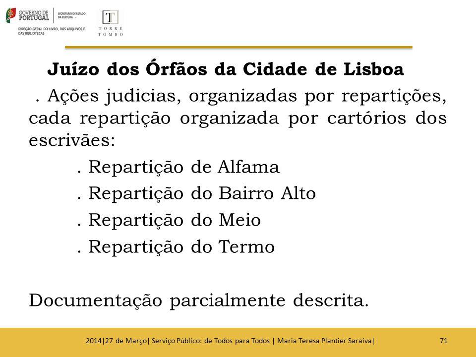 Juízo dos Órfãos da Cidade de Lisboa