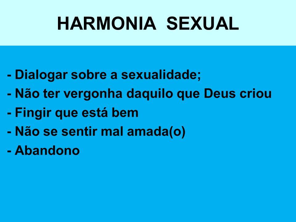 HARMONIA SEXUAL