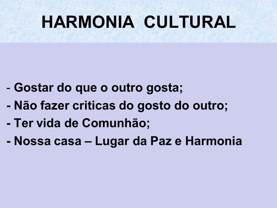 HARMONIA CULTURAL