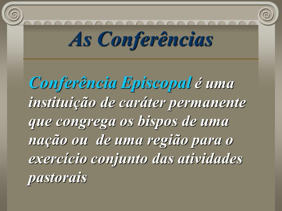 As Conferências