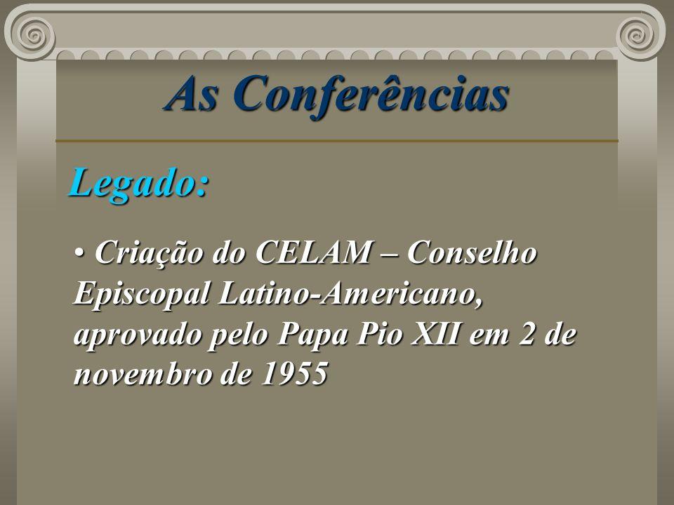As Conferências Legado: