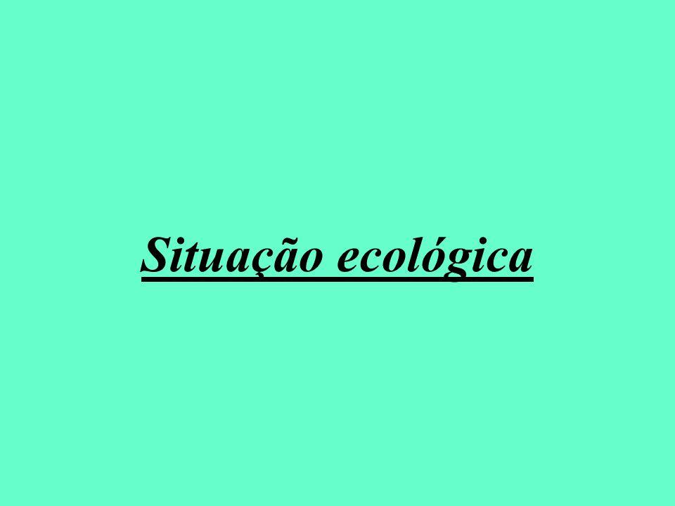 Situação ecológica