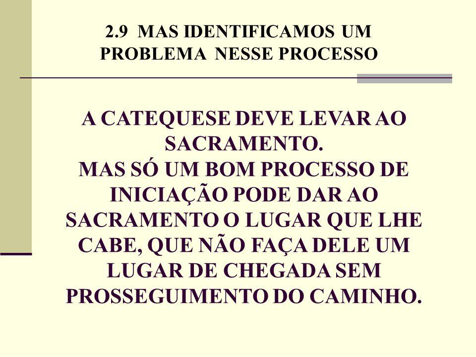 2.9 MAS IDENTIFICAMOS UM PROBLEMA NESSE PROCESSO