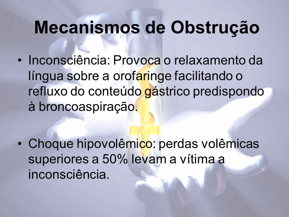 Mecanismos de Obstrução
