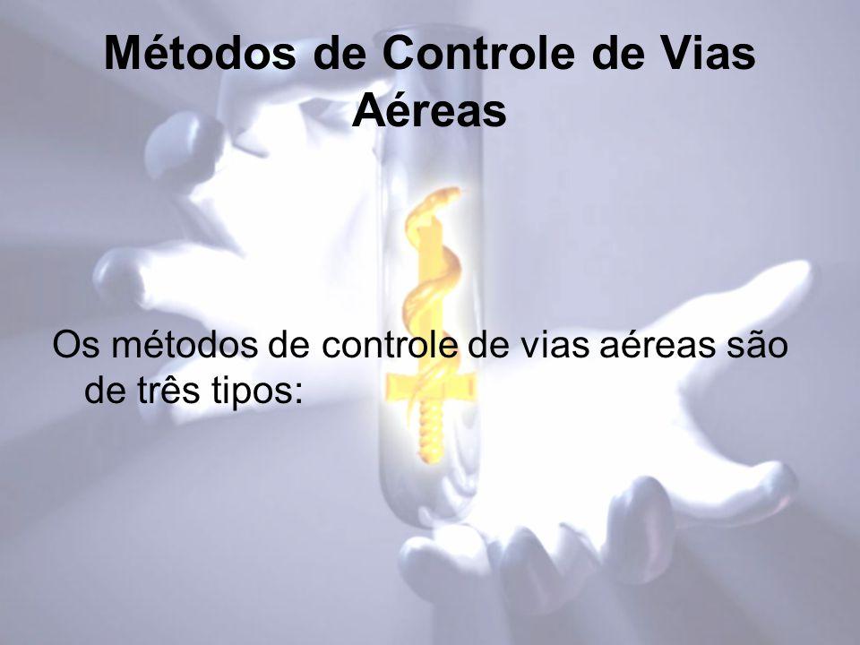 Métodos de Controle de Vias Aéreas
