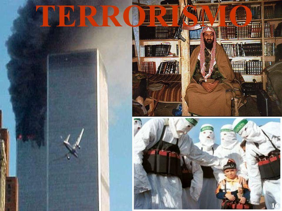 TERRORISMO 16