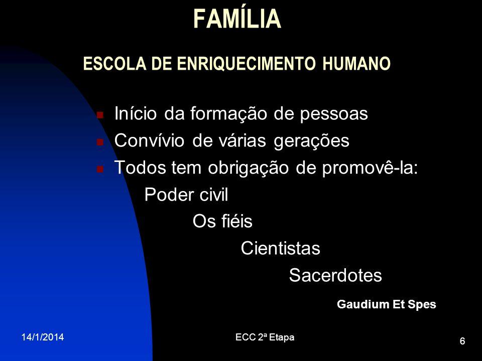 FAMÍLIA ESCOLA DE ENRIQUECIMENTO HUMANO