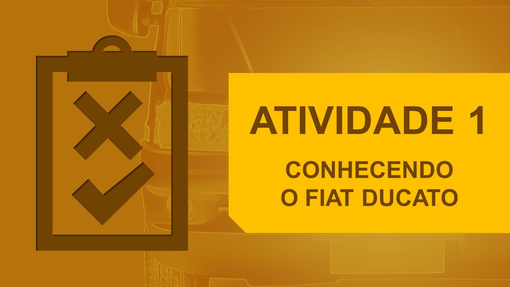 CONHECENDO O FIAT DUCATO