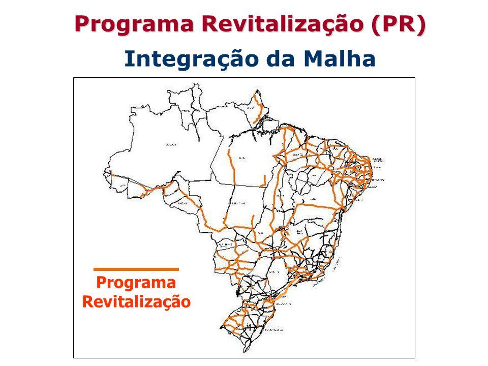 Programa Revitalização (PR) Programa Revitalização