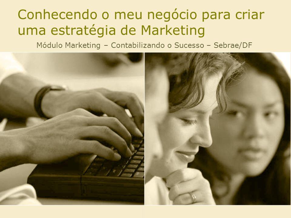 Conhecendo o meu negócio para criar uma estratégia de Marketing