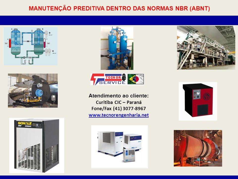 MANUTENÇÃO PREDITIVA DENTRO DAS NORMAS NBR (ABNT)
