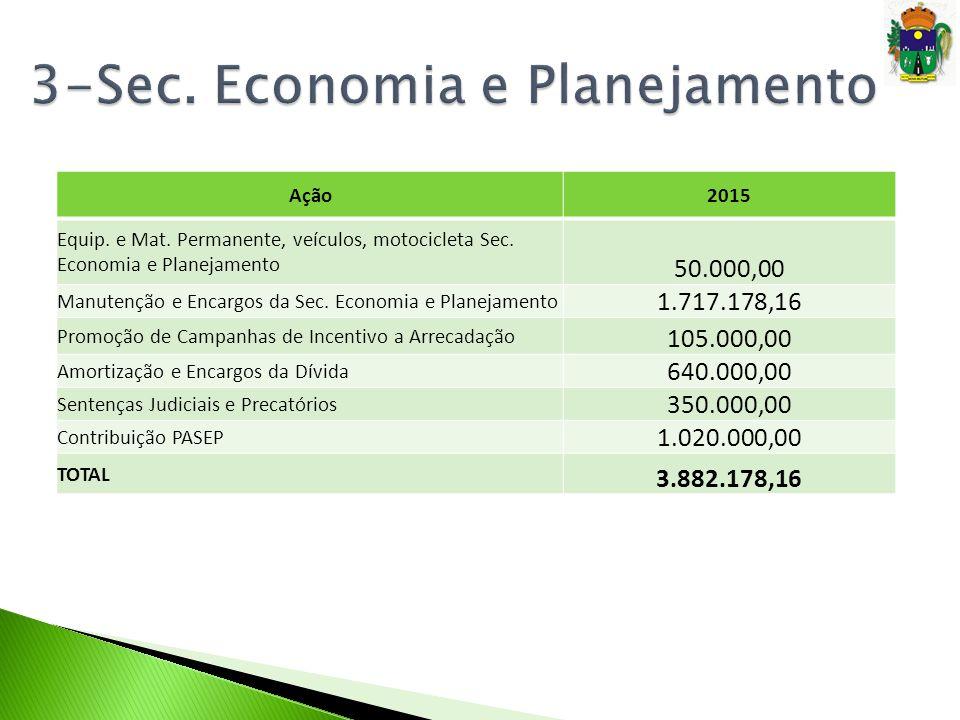 3-Sec. Economia e Planejamento