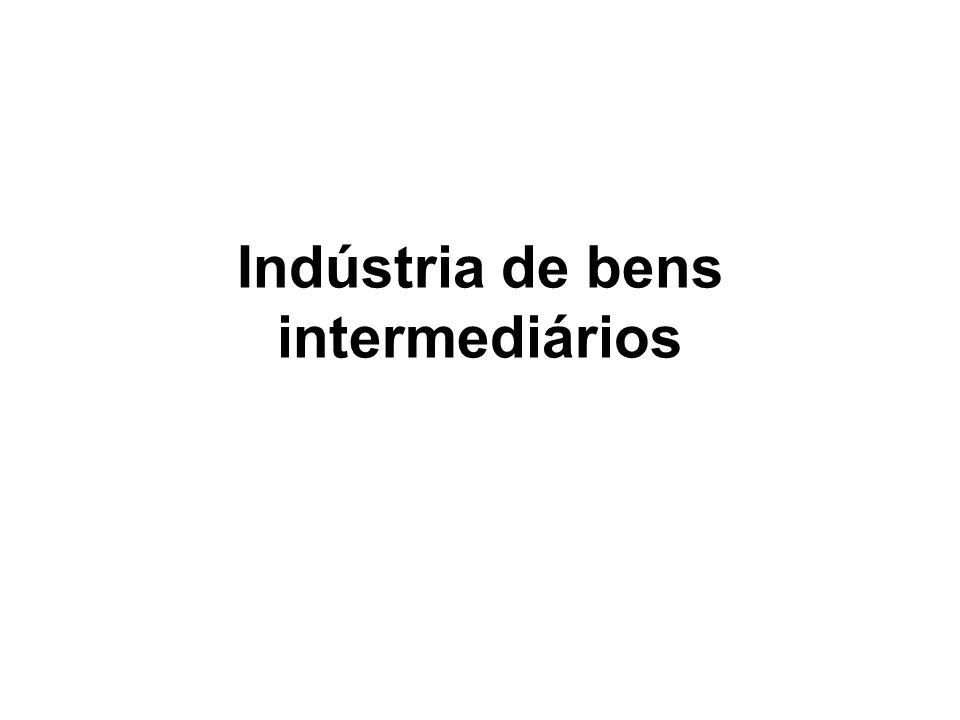 Indústria de bens intermediários