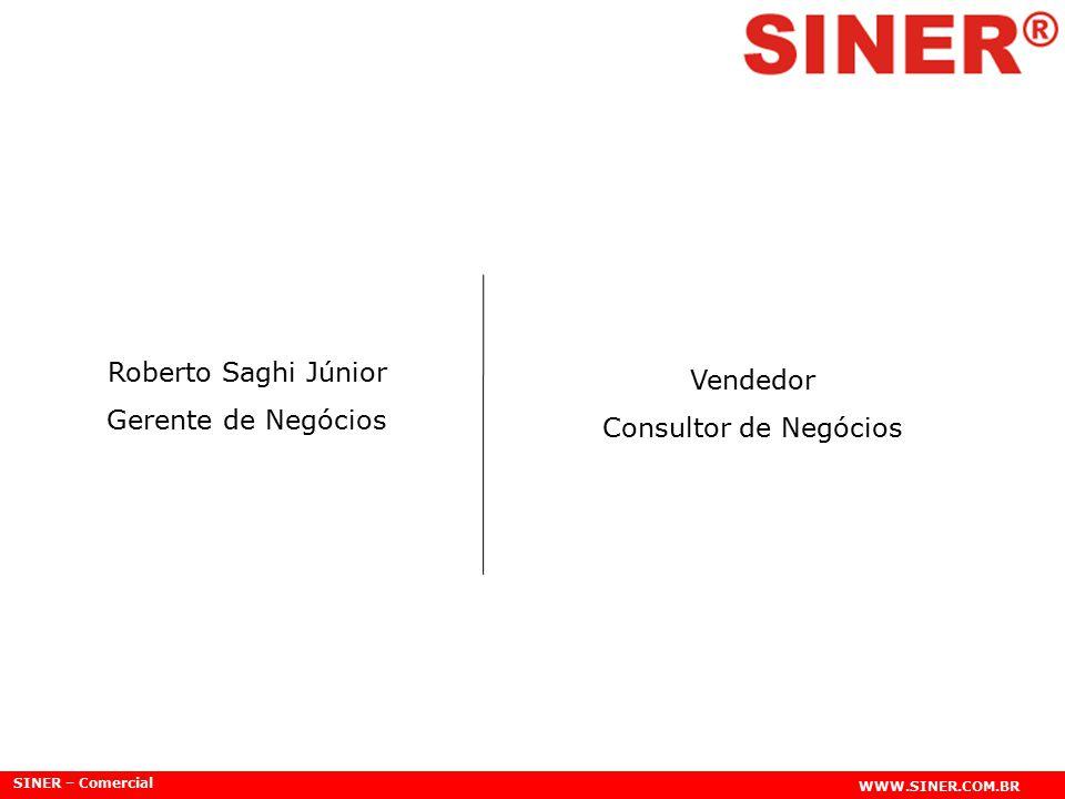 Roberto Saghi Júnior Gerente de Negócios Vendedor Consultor de Negócios