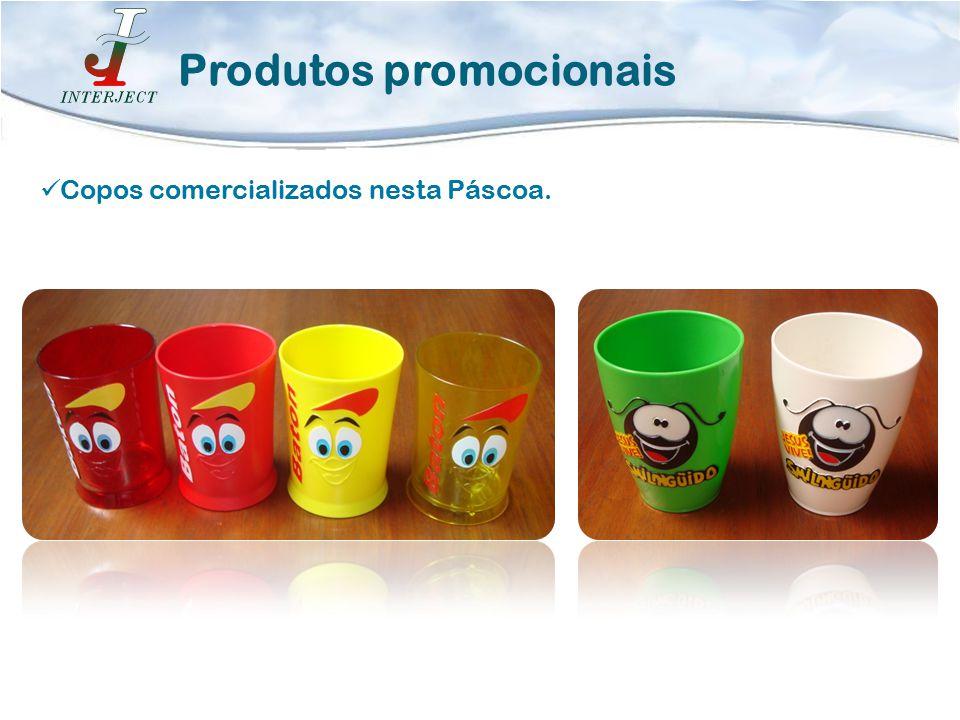 Produtos promocionais