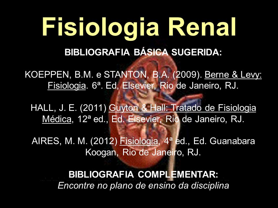 BIBLIOGRAFIA BÁSICA SUGERIDA: