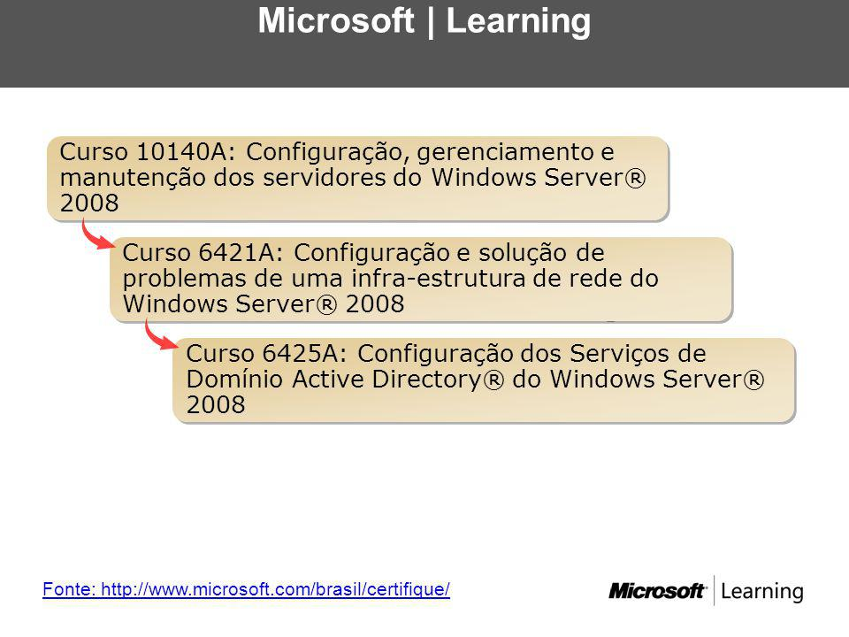 Microsoft Learning Microsoft | Learning