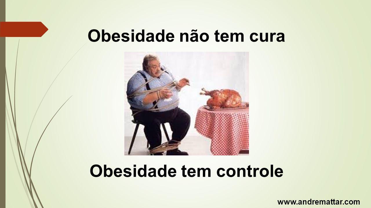 Obesidade tem controle