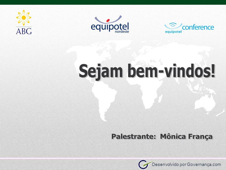 Palestrante: Mônica França