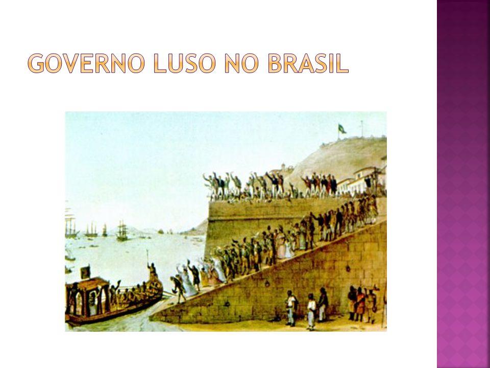 Governo Luso no Brasil