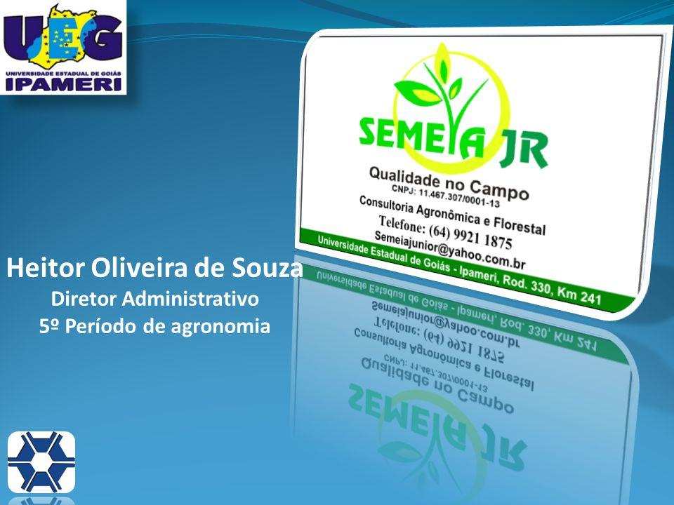 Heitor Oliveira de Souza Diretor Administrativo