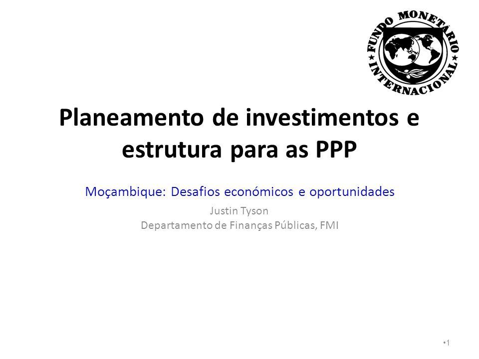 Justin Tyson Departamento de Finanças Públicas, FMI
