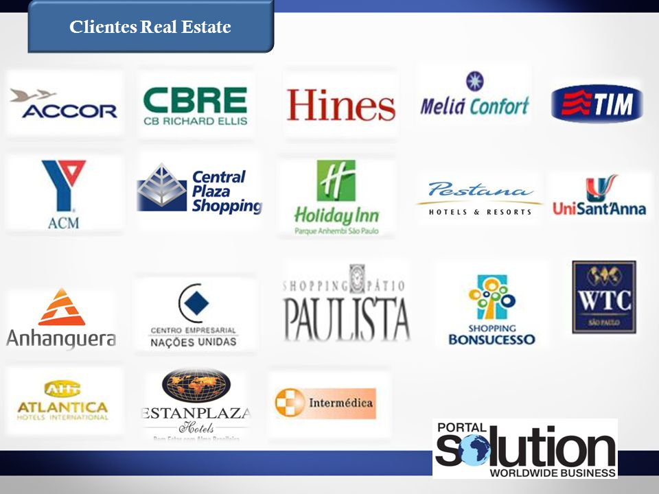 Clientes Real Estate
