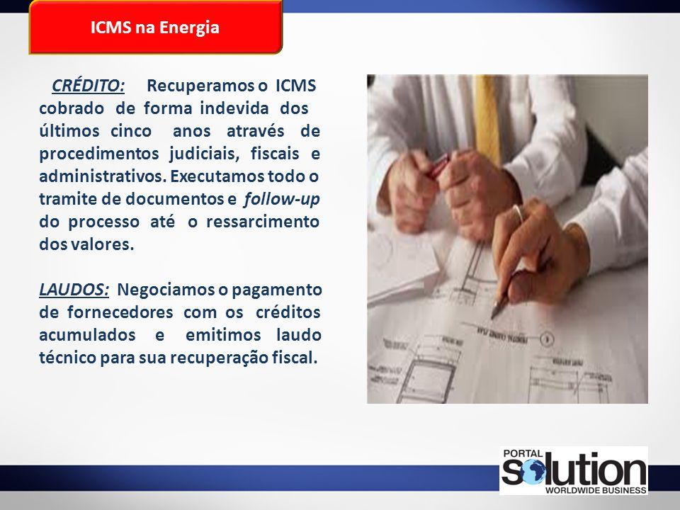ICMS na Energia