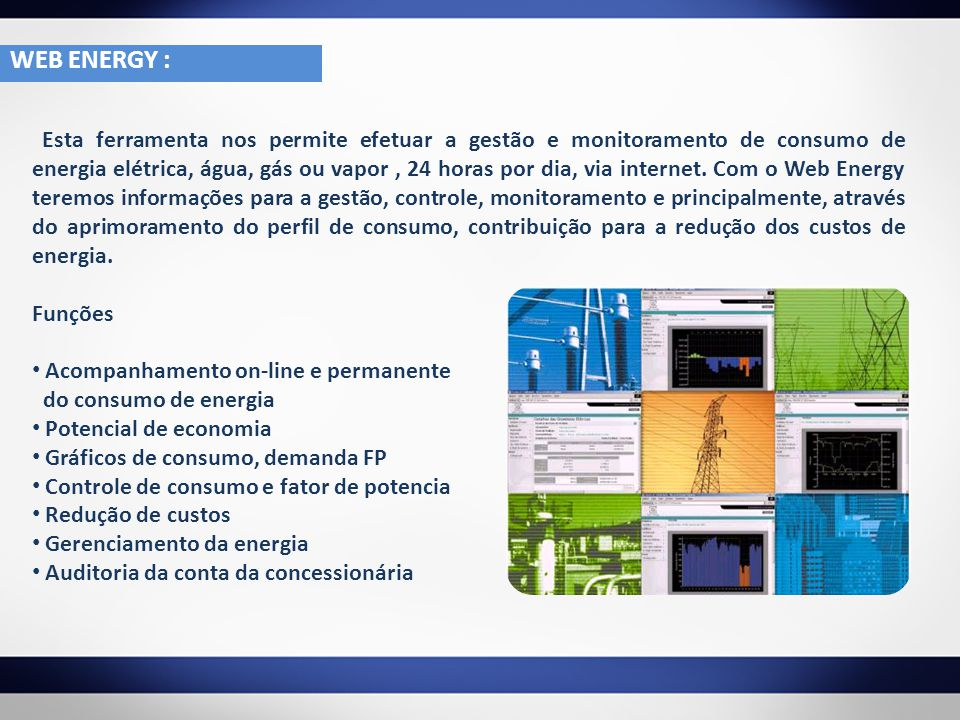 WEB ENERGY :