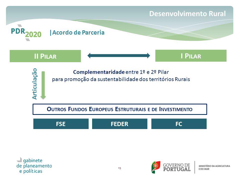 Outros Fundos Europeus Estruturais e de Investimento