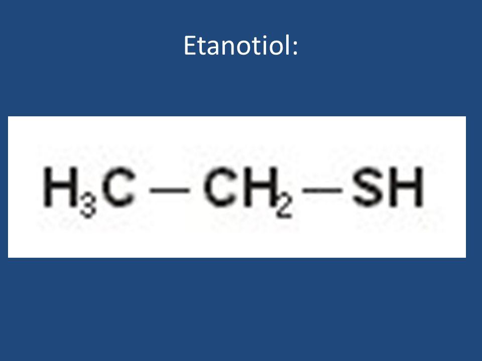 Etanotiol: