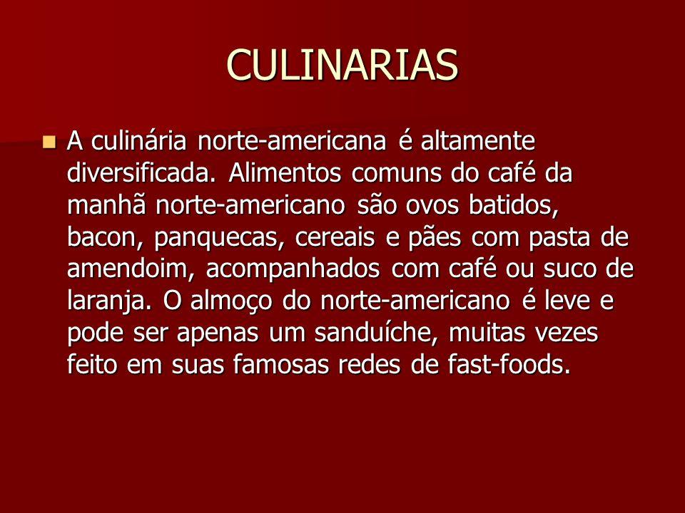 CULINARIAS