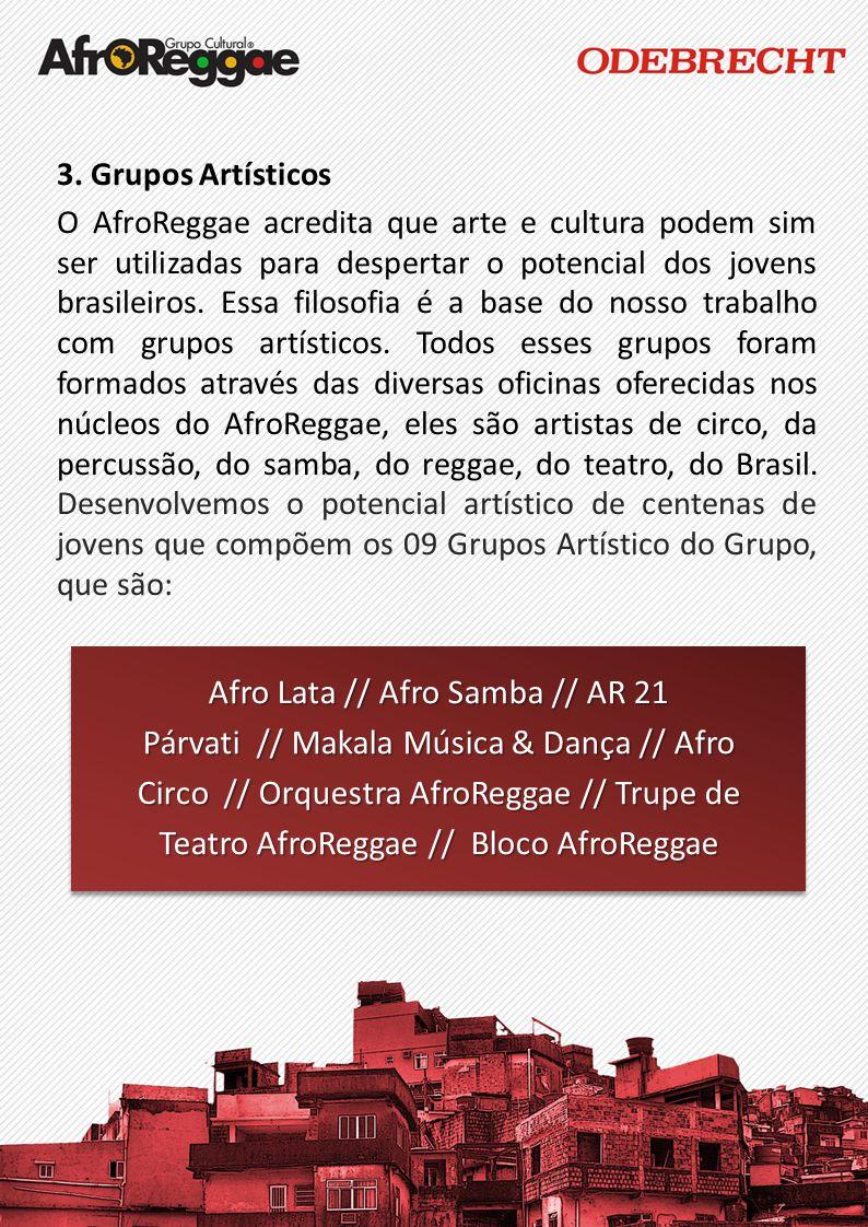 Afro Lata // Afro Samba // AR 21