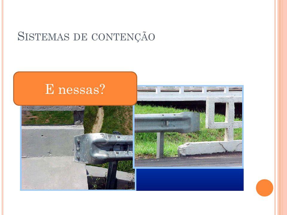 Sistemas de contenção E nessas