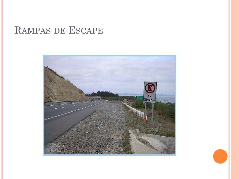 Rampas de Escape