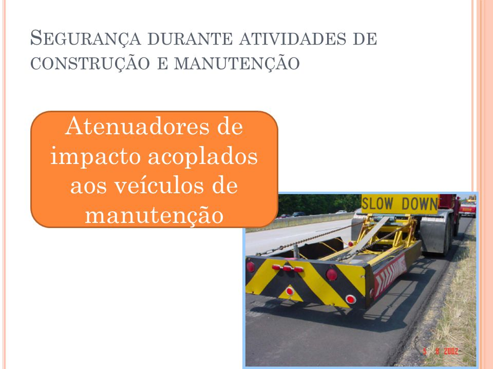 Segurança durante atividades de construção e manutenção