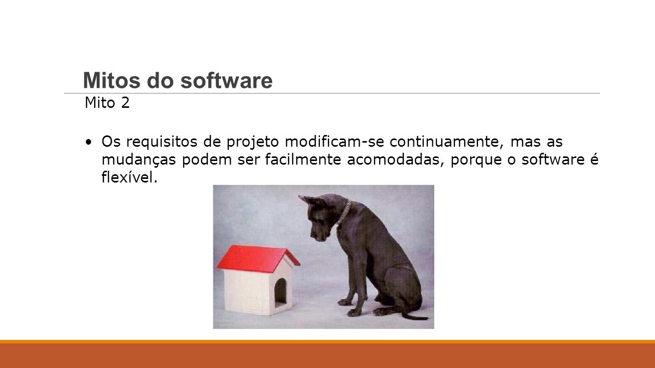 Mitos do software Mito 2.
