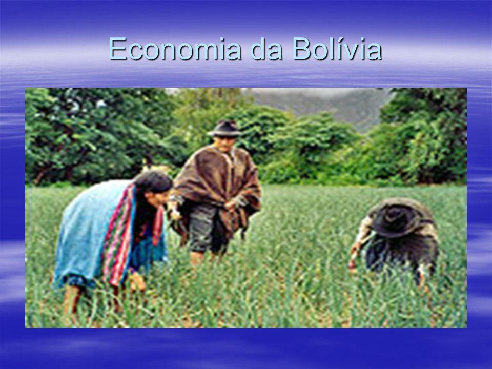 Economia da Bolívia