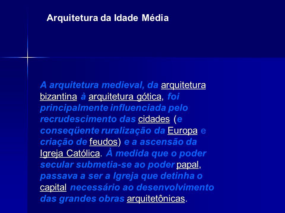 Arquitetura da Idade Média