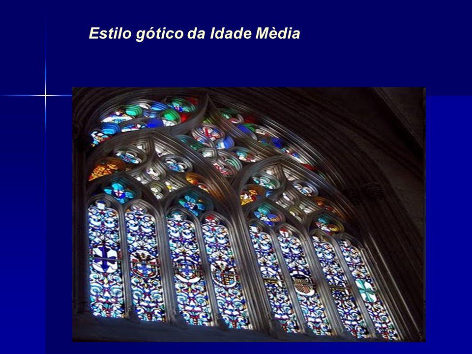 Estilo gótico da Idade Mèdia