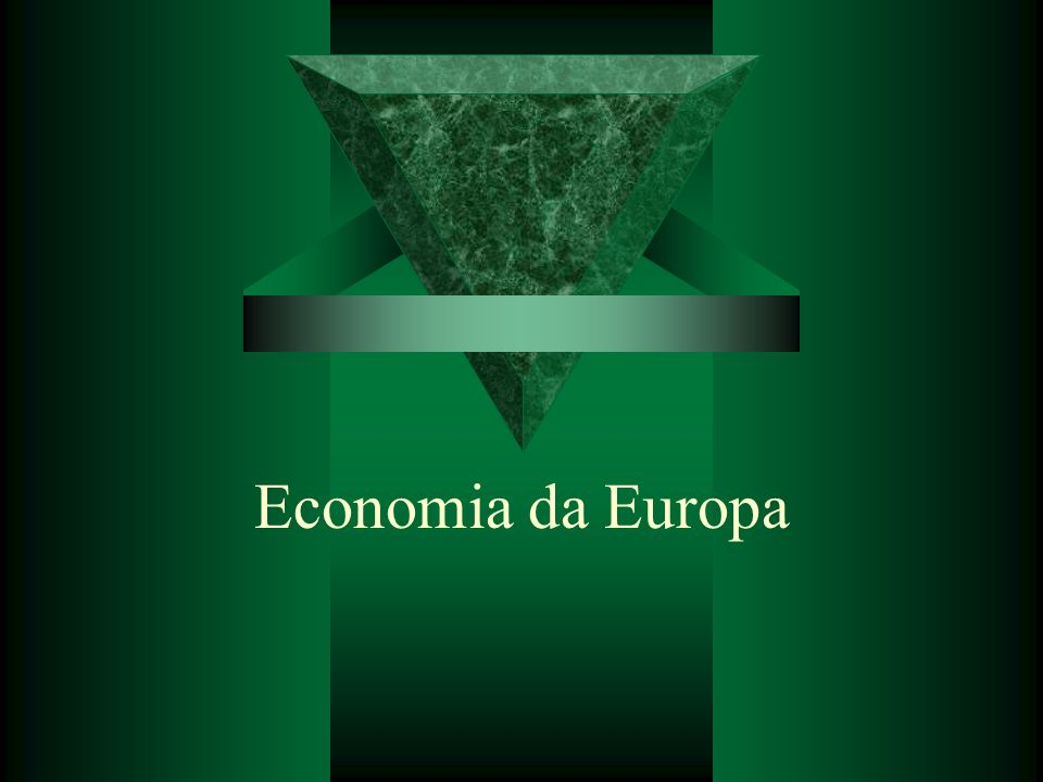 Economia da Europa