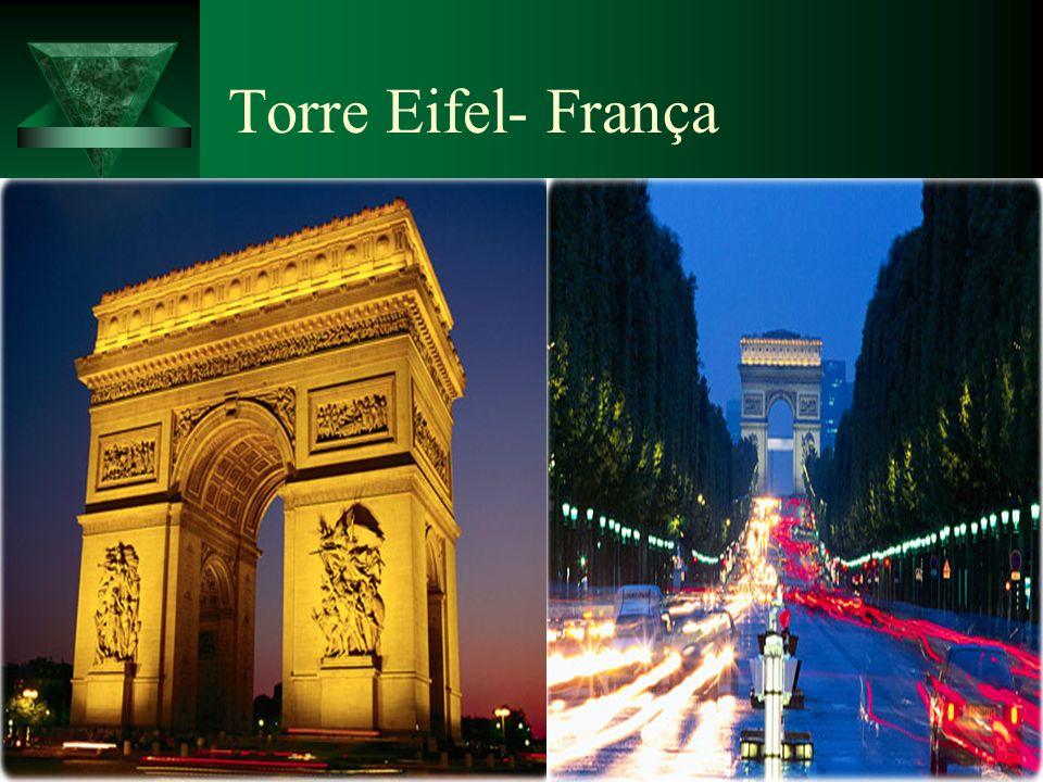 Torre Eifel- França