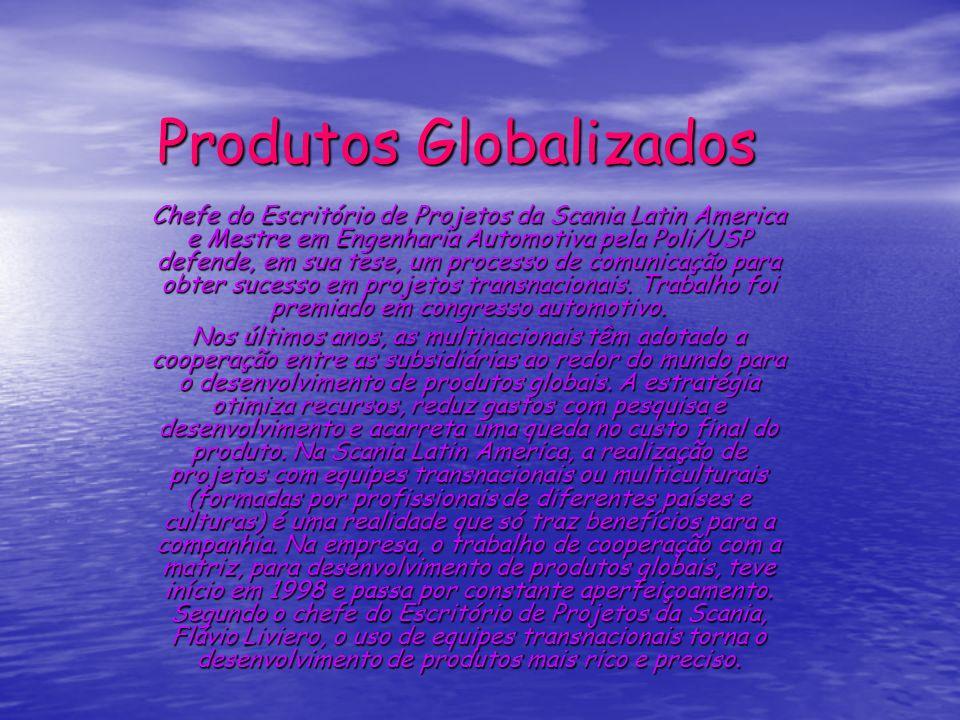 Produtos Globalizados