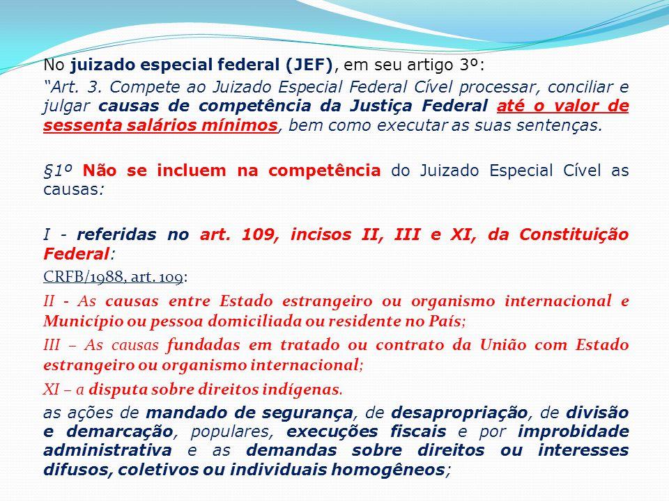 XI – a disputa sobre direitos indígenas.