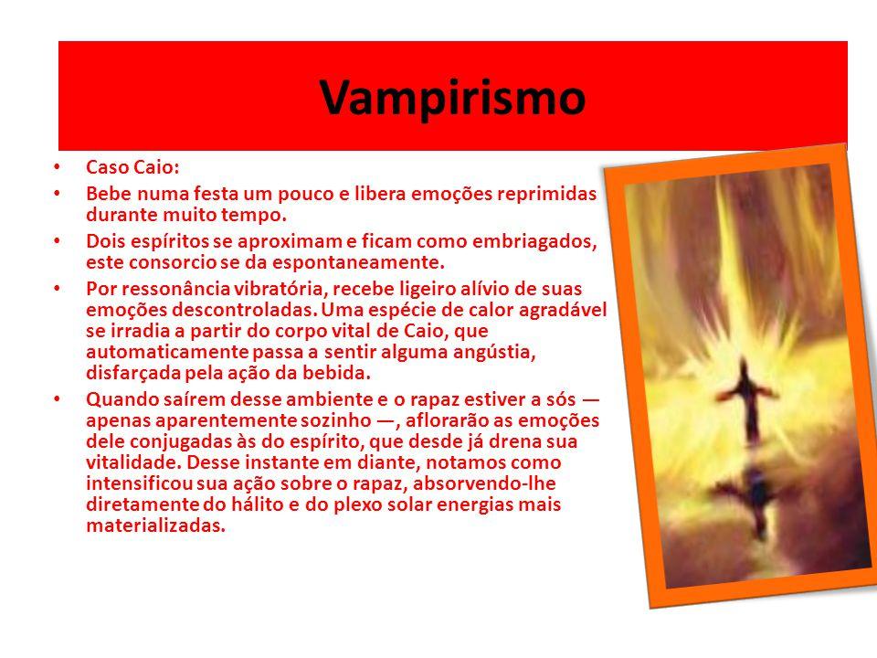 rp Vampirismo Caso Caio: