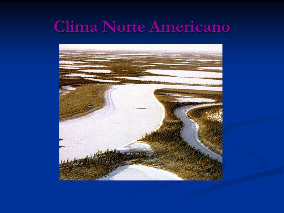 Clima Norte Americano