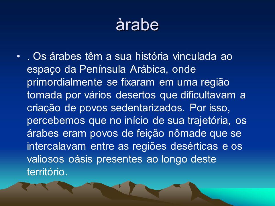 àrabe