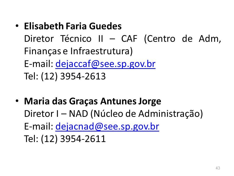 Elisabeth Faria Guedes