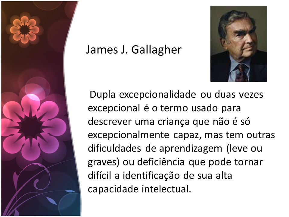 James J. Gallagher