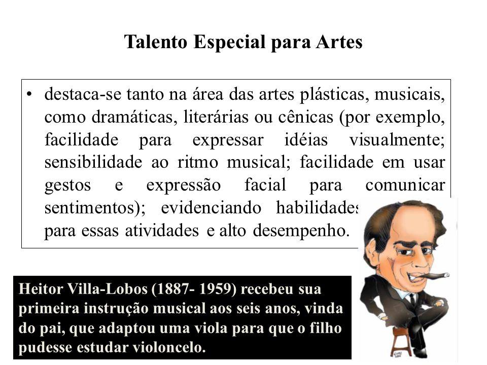 Talento Especial para Artes